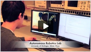 April Laboratory April Courses Autonomy Perception Robotics